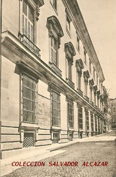El Madrid de Hauser y Menet.Palacio de Altamira. 1892 | Flickr: Intercambio de fotos