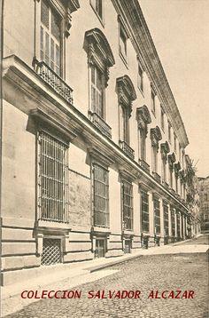 El Madrid de Hauser y Menet. Palacio de Altamira. 1892