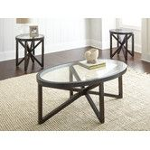 Found it at Wayfair - Starboard 3 Piece Coffee Table Set