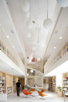 Refurbishment of the Year: BIG Library; Gourdon, France / CoCo Architecture © Edouard Decam