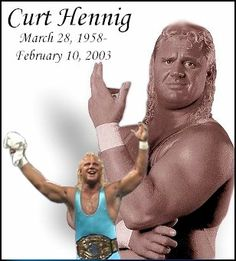 'Mr. Perfect' Curt Hennig