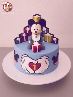 Baby Mickey 1st Birthday