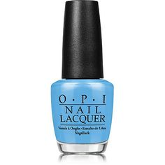 OPI Alice Through the Looking Glass Nail Lacquer Collection The I's Have It (light blue)