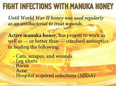 Paleo health fight infections with manuka honey Keeping Healthy, Healthy Tips, Herbal Remedies, Natural Remedies, Health And Nutrition, Health And Wellness, Food Tasting, Medicinal Herbs, Holistic Healing