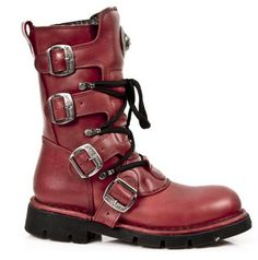 Get order for these #NewRockShoes for #Women's model--> 1473-S12 #Boot at--> http://newrock-boots.co.uk
