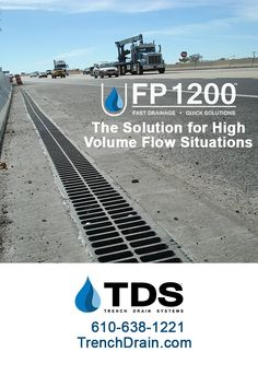 Series trench drain is the ideal solution for high volume flow situations such as airports, roadways and seaports. Shop online or call Trench Drain Systems, Warehouses, Construction, Quote, Beach, Water, Shop, Free, Outdoor