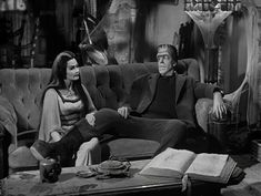 The Munsters Episode The Midnight Ride of Herman Munster The Munsters Today, Munsters Tv Show, 1313 Mockingbird Lane, Herman Munster, Black Sheep Of The Family, Yvonne De Carlo, Female Vampire, Tales From The Crypt, American Horror Story