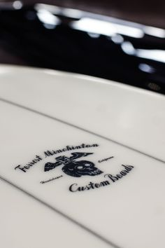 The Deus Emporium is proud to present two new boards that are now available for sale in the Venice, California retail flagship:TheShooter and TheBastard Fish by Forrest Minchinton Custom Boards, handmade in California. THE SHOOTER Black... More