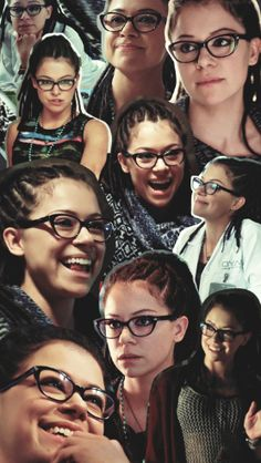 One can never have too much Cosima Orphan Black