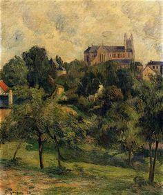 Notre Dame des Agnes - Paul Gauguin