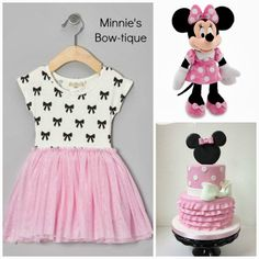 Taylor Joelle Designs: Style Guide - Minnie's Bow-tique