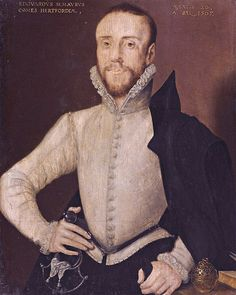 Edward Seymour, Second Earl of Hertford-B. May 22, 1539-D. April 6, 1621. Secretly married Catherine Grey sometime before Dec. 25, 1560.