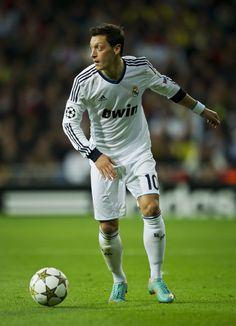 Mesut Ozil #realunited Soccer Jerseys