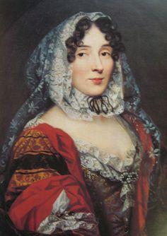 Princesse des Ursins (1642-1722) Una principessa e il suo profumo,  l'essenza di Neroli.  principessa Anna-Maria de la Trémoille-Noirmoutiers, seconda moglie di Flavio Orsini, principe di Nerola e duca di Bracciano. Affascinata da questa essenza, che chiamò Neroli in onore alla città di Nerola