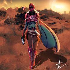 She is a Iron Lord Destiny Comic, Destiny Game, Tattoo Character, Character Inspiration, Character Design, Destiny Hunter, Destiny Bungie, Pokemon, Female Armor