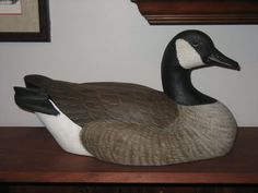 J. Russell Wood Decoys