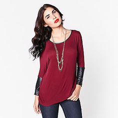 This shirt is perfect for a casual walk in the city!