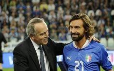 """Inter, Abete 'racconta barzellette': """"Tutta Italia tifi Juve..."""" #inter #abete #juventus #europa #league"""
