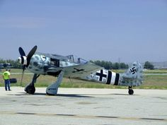 Ww2 Aircraft, Fighter Aircraft, Fighter Jets, Hobby Town, Focke Wulf Fw 190, Luftwaffe, World War Ii, Airplanes, Wwii