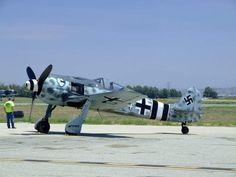 Ww2 Aircraft, Fighter Aircraft, Fighter Jets, Hobby Town, Focke Wulf Fw 190, Luftwaffe, World War Ii, Airplanes, Wwii