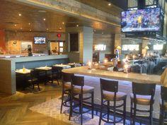 New Hilton Hotel Restaurant  Eat, Drink, and Lounge at Arlington's Newest Upscale Bar & Grill.  #APFoodies #ArlingtonProud #APBars