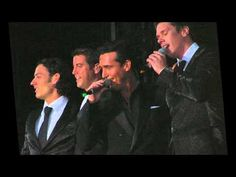 IL DIVO. The only good thing Simon Cowell ever did!