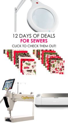 a32d1f92dd27 12 Days of Deals for Sewers - Sew Some Stuff gifts for sewists