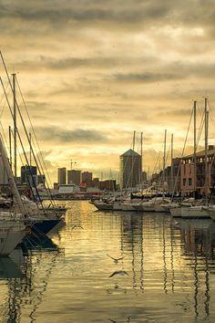 Porto Antico, Genoa Italy