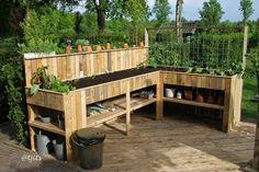 11 günstige und einfache Selbstmach-Pflanzkasten, die Ihren Garten oder Balkon verschönern! - DIY Bastelideen
