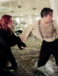 """"""" Kate Winslet and Leonardo DiCaprio In Titanic """" Titanic Movie, Rms Titanic, Movie Tv, Titanic Wreck, Titanic Leonardo Dicaprio, Young Leonardo Dicaprio, Kate Winslet And Leonardo, Leonardo Dicapro, Leo And Kate"""