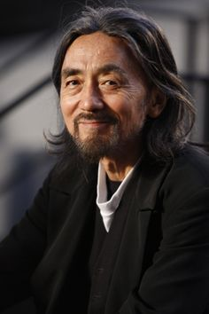Yohji Yamamoto portrait