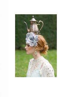 Tea for Two - Ruche Spring Lookbook