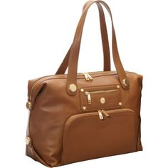 Knomo Lola 15-Inch 25-254-BLK Laptop Bag,Black,One Size