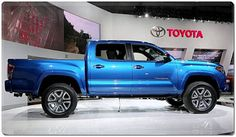 2017 Toyota Tacoma Diesel Review