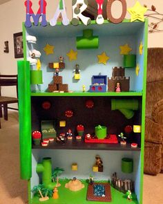 Super Mario playhouse!