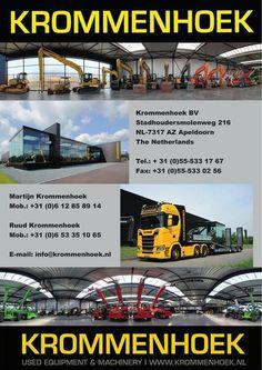 World Truck Racing Promotion - online magazine ( Used Equipment, Heavy Equipment, Heavy Machinery, Sale Promotion, Grand Prix, Belgium, Netherlands, Online Business, Dutch