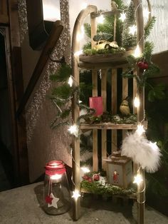 Christmas Christmas The post Christmas appeared first on curtains ideas. Gardinen ideen Kaylie Cartwright Christmas Christmas The post Christmas appeared first on curtains ideas. Christmas Tree Ideas 2018, Christmas Sled, Little Christmas Trees, Outdoor Christmas, Xmas Tree, All Things Christmas, Christmas Decorations, Christmas Ornaments, Diy Crafts To Do