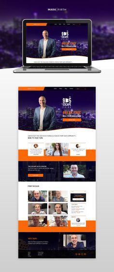 Graphic Design Services - Hire a Graphic Designer Today Website Design Mockup, Web Design, Photoshop Website, Graphic Design Services, Design Web, Website Designs, Site Design