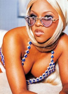 Lil Kim The Queen Bee! ORIGINAL Black Barbie Raps Royalty.