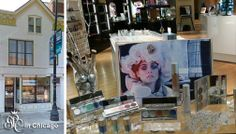 An extraordinary book on make-up PALACE OF COLOURS. THE MAGIC OF MAKE-UP available worldwide - www.palaceofcolours.com