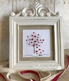 Friends & Hearts... | Rambling Rose Studio | Billie Moan