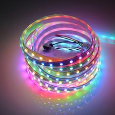 smd led strip light current driven IC PFC with SMD Led Decorative Lights, Led Strip, Strip Lighting, Light Decorations, Neon Signs, Yellow, Color, Black, Sash
