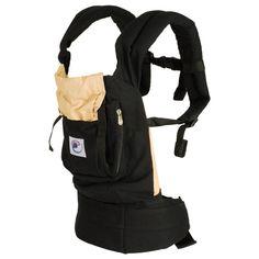 Ergobaby | Original Baby Carrier - Black/Camel