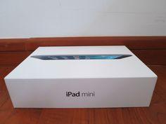 Unboxing del iPad mini Retina