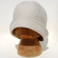 Cream cloche sun hat ZUTgiselle - product images  of