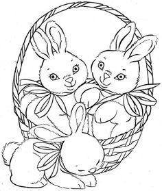 Bunny's Friends: