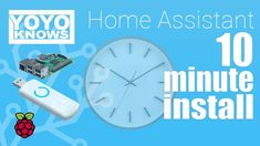 Home Assistant Setup - HassIO | Smart Home Automation - YouTube