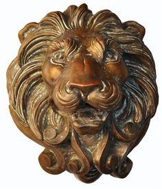 Bronze Lion Spitter For Sale | Antiques.com | Classifieds