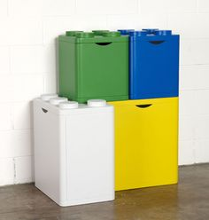 Leco Recycling Containers