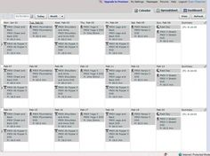 p90x training schedule | P90X Workout Schedule available to download for free in Training Peaks